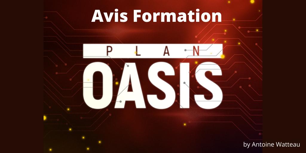 Avis Plan Oasis - Major No Limits