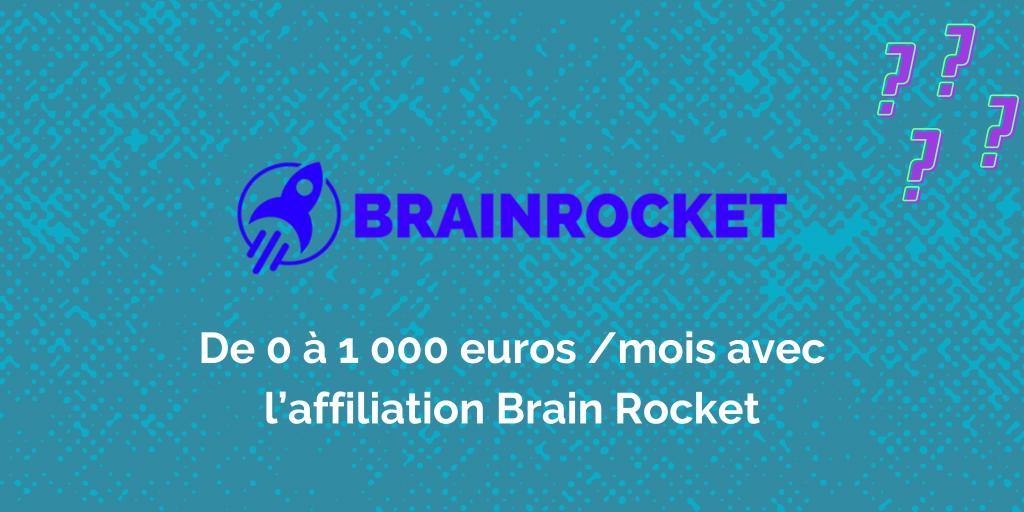Affiliation Brain Rocket